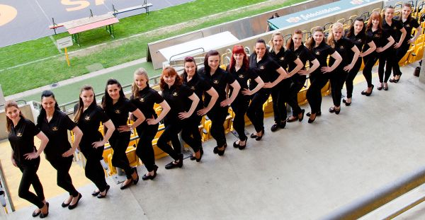 Dresden Monarchs - Dance Team
