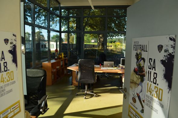 Dresden Monarchs - Head Office